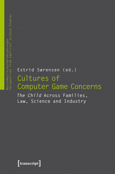 Cultures of Computer Game Concerns